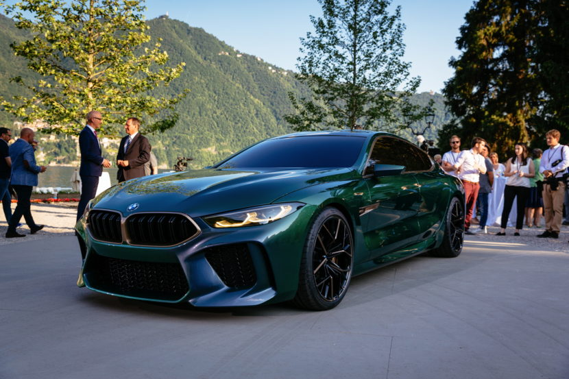 2019 BMW M8 To Get Over 600 HP