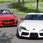 2020 Toyota Supra vs. 2020 BMW Z4 | Similar sports cars, different missions