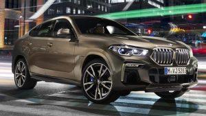 2020 BMW X6 Reviews: